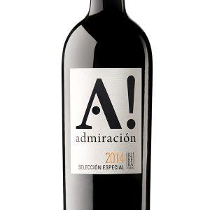 vino-tinto-admiracion-ribera-duero-2014
